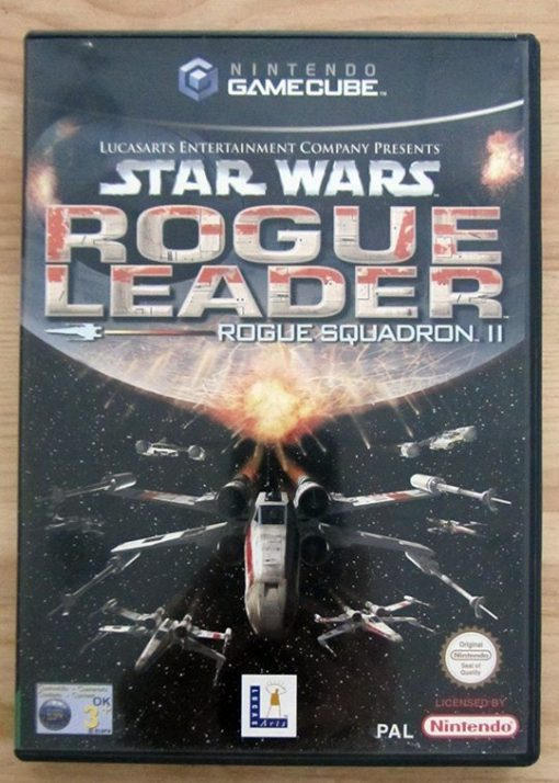 Star Wars Rogue Leader: Rogue Squadron II GameCube