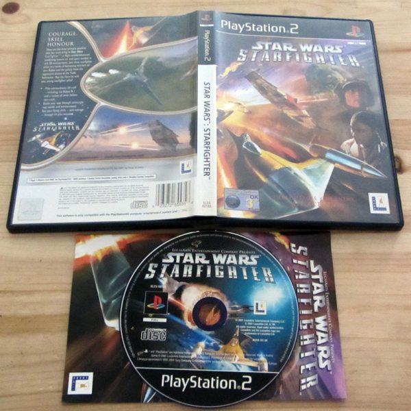 Star Wars - Starfighter PS2