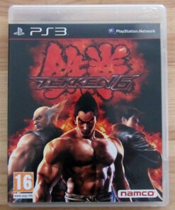 Tekken 6 PS3
