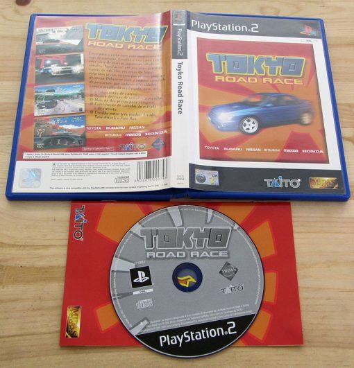 Tokyo Road Race PS2