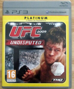 UFC 2009 Undisputed PS3