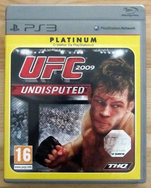 UFC 2009 Undisputed PS3