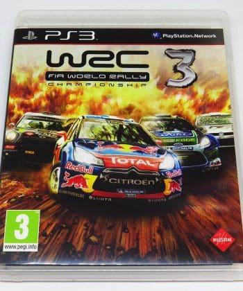 WRC 3 PS3