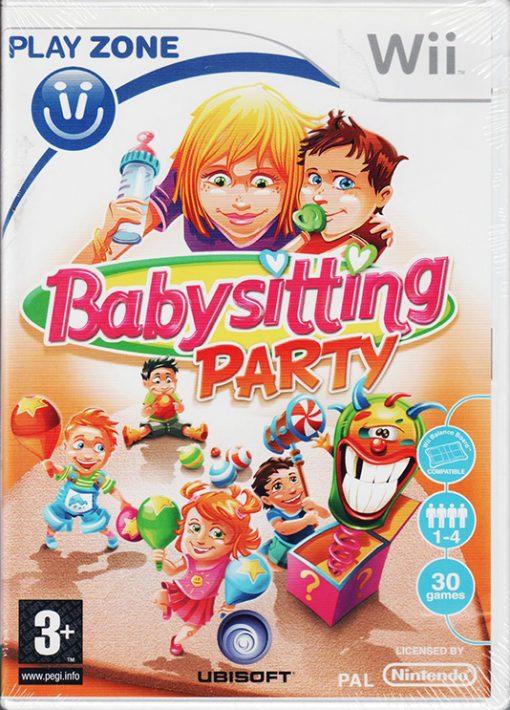 Babysitting Party WII