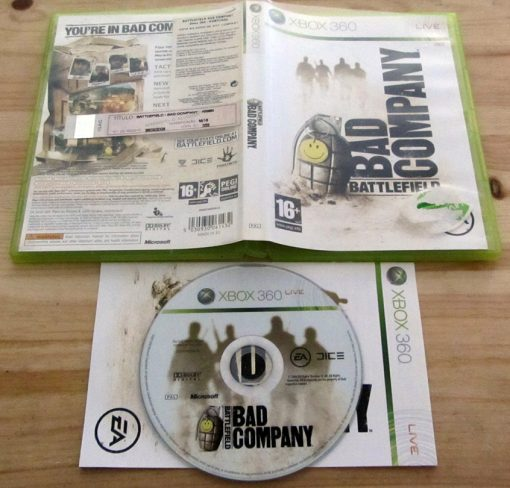 Battlefield: Bad Company X360