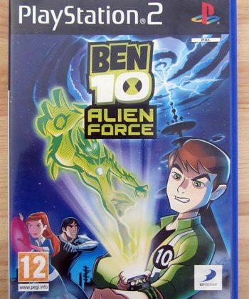 Ben 10 Alien Force PS2