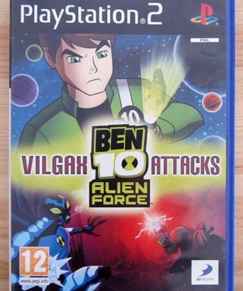 Ben 10 Alien Force: Vilgax Attacks PS2