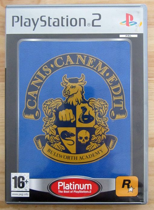 Canis Canem Edit PS2