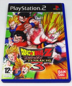 Dragon Ball Z: Budokai Tenkaichi 3 PS2