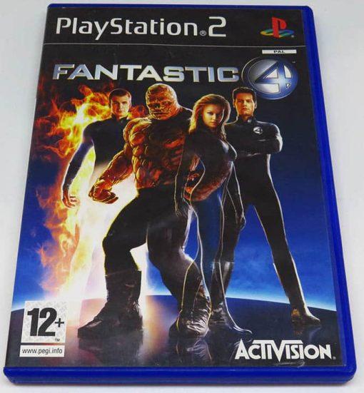 Fantastic Four PS2