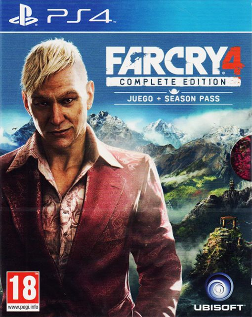 Far Cry 4 - Complete Edition PS4