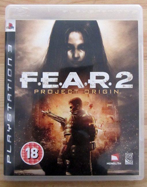 F.E.A.R. 2: Project Origin PS3
