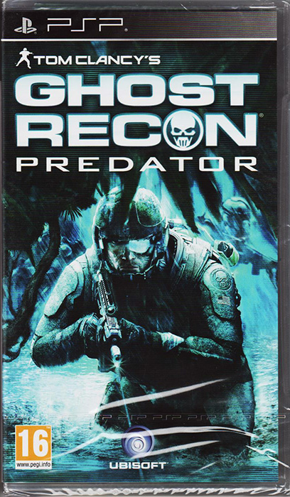 Ghost Recon: Predator PSP
