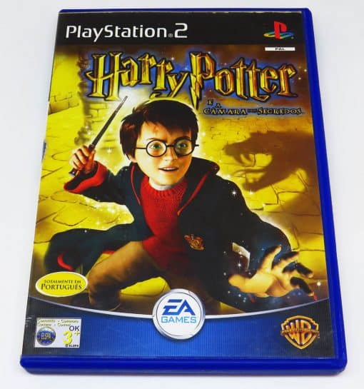 Harry Potter e a Câmara dos Segredos PS2