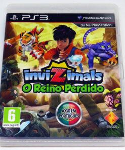 Invizimals: O Reino Perdido PS3