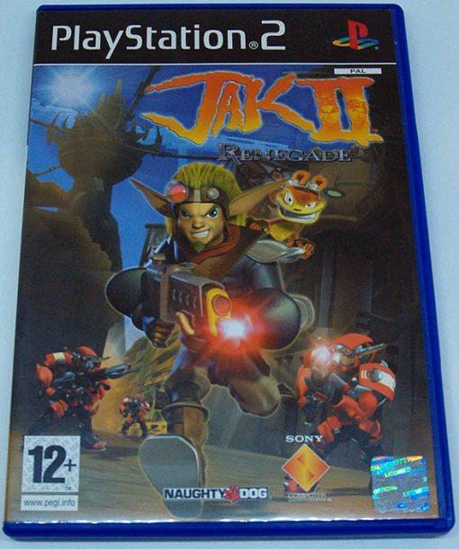Jak II: Renegade PS2