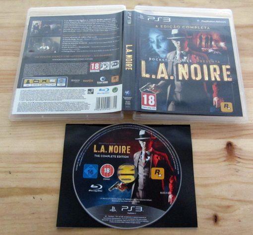 L.A. Noire - A Edição Completa PS3