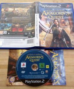 The Lord of the Rings: Aragorn's Quest PS2