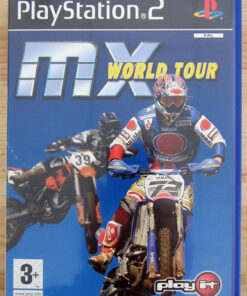 MX World Tour PS2