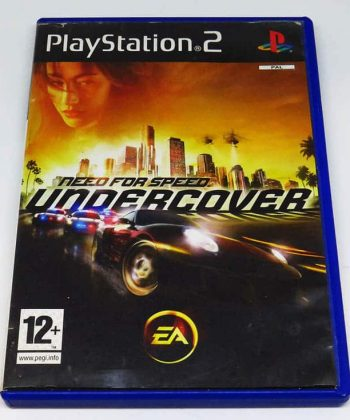 Need for Speed: Undercover PS2