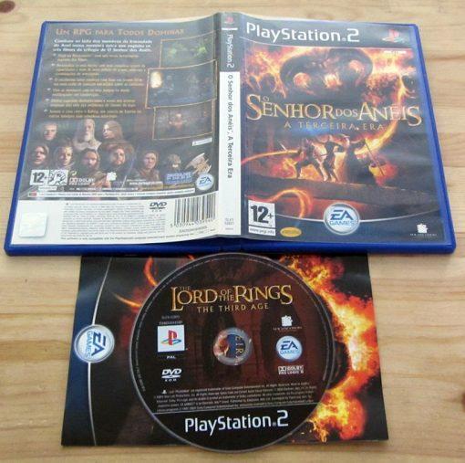 O Senhor dos Anéis: A Terceira Era PS2