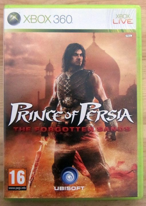Prince of Persia: The Forgotten Sands X360
