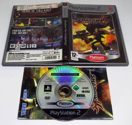 Shadow the Hedgehog PS2