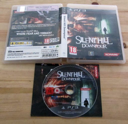 Silent Hill: Downpour PS3