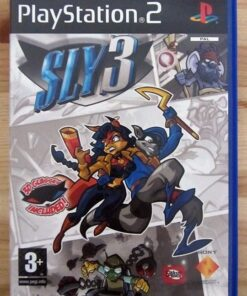 Sly 3 PS2