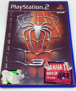 Spider-Man 3 PS2