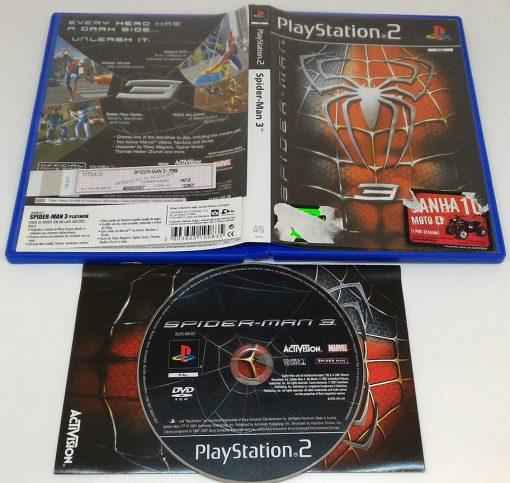 Spider-Man 3 PS2