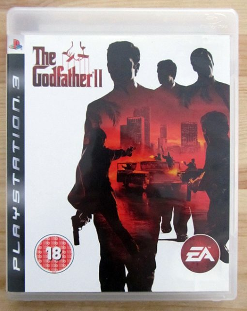 The Godfather II PS3