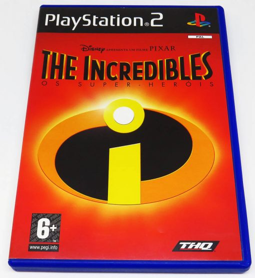 The Incredibles - Os Super Heróis PS2