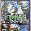 TMNT - Teenage Mutante Ninja Turtles PS2