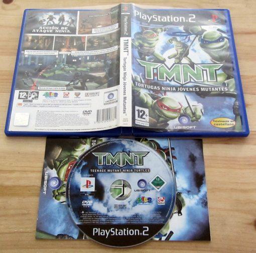 TMNT - Teenage Mutante Ninja Turtles PS2