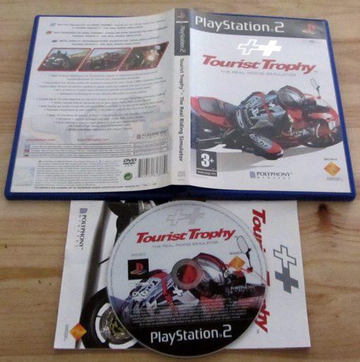 Tourist Trophy PS2