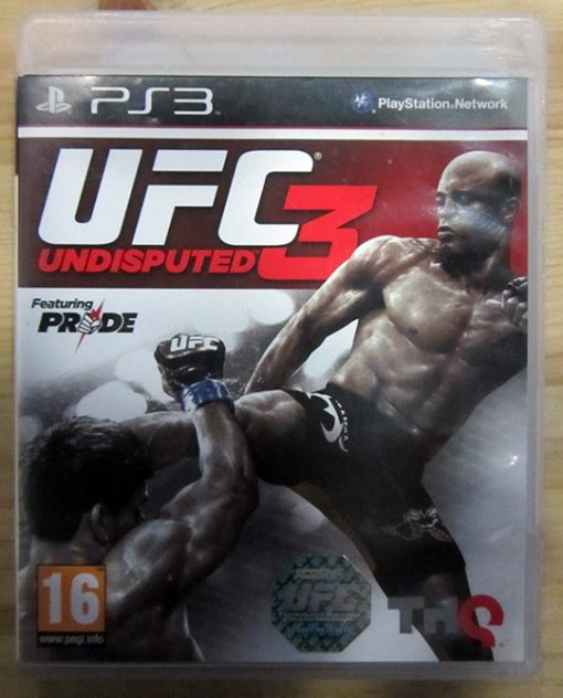 UFC 3 PS3