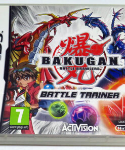 Bakugan Battle Brawlers: Battle Trainer NDS