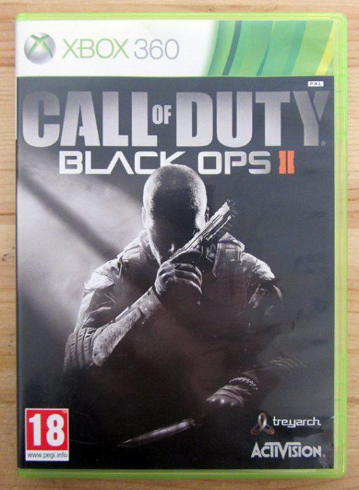 Call of Duty: Black Ops II X360