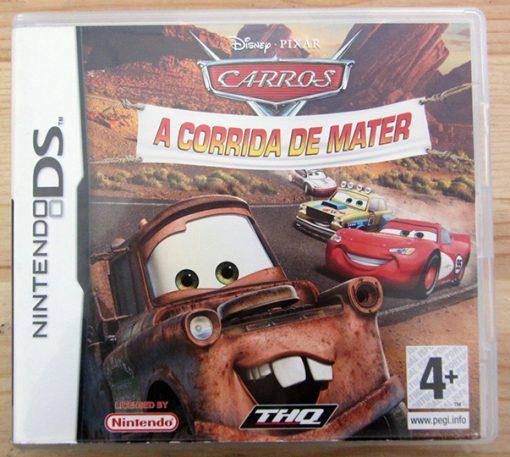 Carros: A Corrida de Mater NDS