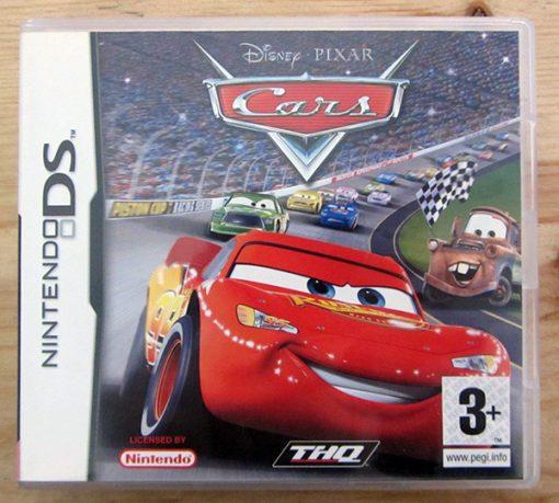 Disney Pixar Cars NDS