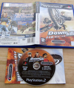 Downhill Domination PS2