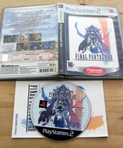 Final Fantasy XII PS2