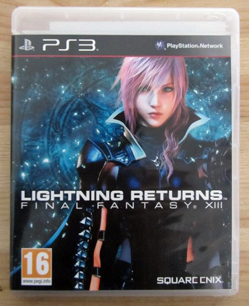 Final Fantasy XIII: Lightning Returns PS3