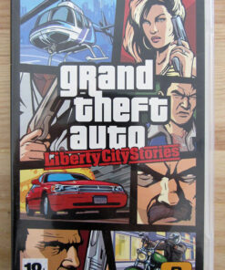 Grand Theft Auto: Liberty City Stories PSP