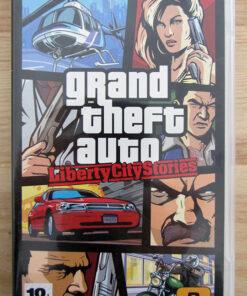 Grand Theft Auto: Liberty City Stories PSP