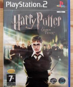 Harry Potter e a Ordem da Fénix PS2
