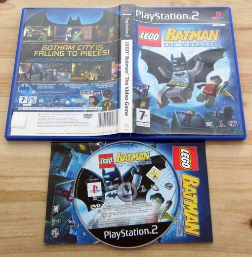 Lego Batman PS2
