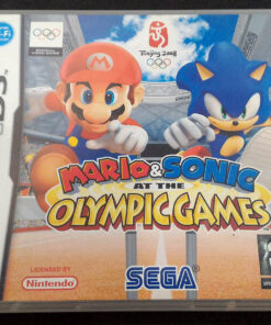 Mario & Sonic at the Olympic Games NDS