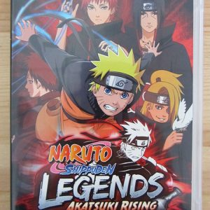 Naruto Shippuden Legends: Akatsuki Rising PSP